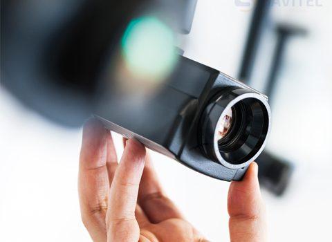Một số thông số kỹ thuật của Camera quan sát trong hệ thống báo cháy 2