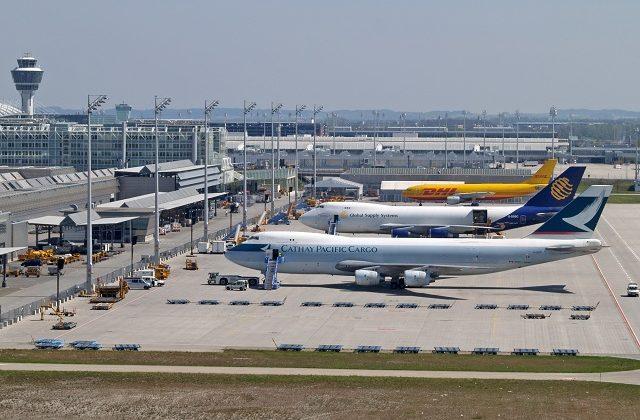 Giải pháp camera giám sát sân bay
