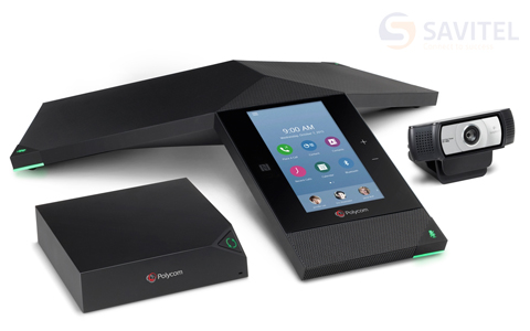 Polycom Trio 8800 Collaboration Kit 9