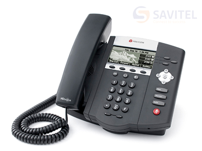 Polycom SoundPoint IP 450 9