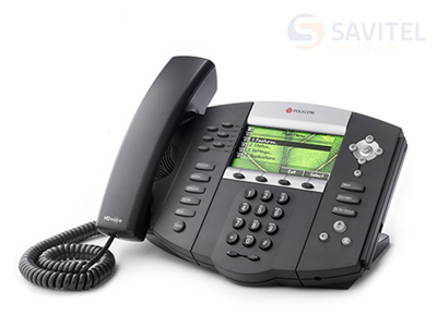 Polycom SoundPoint IP 670 6
