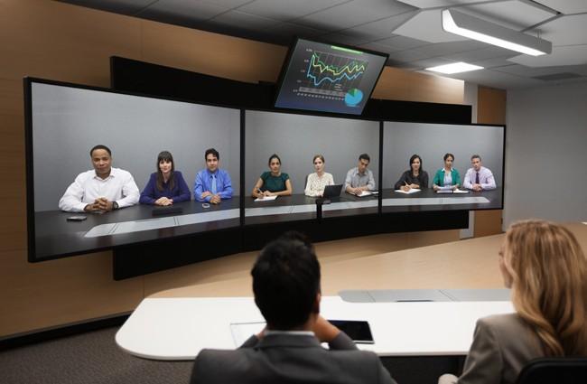Tìm Hiểu Ích Lợi Hệ Thống Hội Nghị Truyền Hình Polycom Tích Hợp Skype