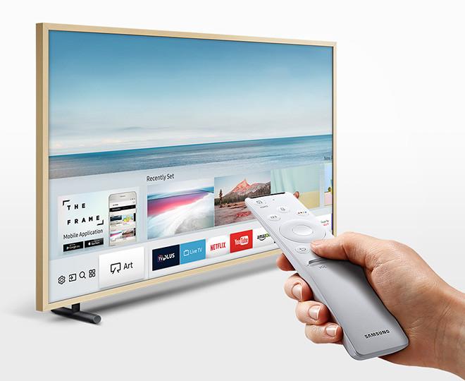 """TV Khung Tranh """"The Frame TV"""" Tuyệt Tác Nghệ Thuật Từ SAMSUNG 14"""