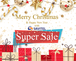 SAVITEL SUPER SALE 16