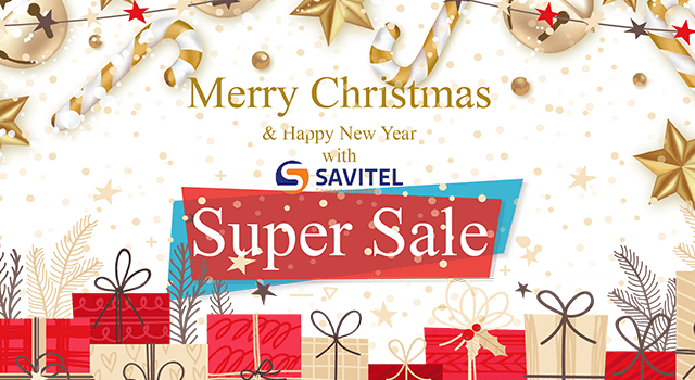 SAVITEL SUPER SALE 1