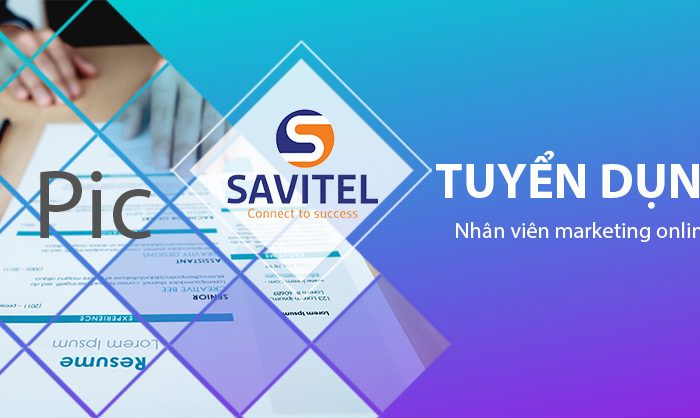 [HCM] SAVITEL - Tuyển dụng nhân viên marketing online - content 3
