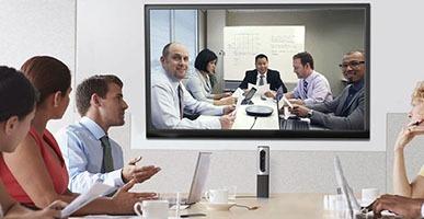 Cung cấp giải pháp hội nghị truyền hình cho doanh nghiệp