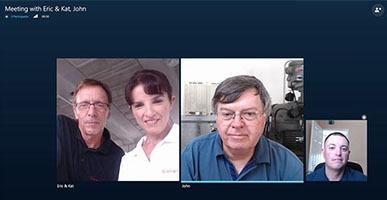 Điều cần biết về họp trực tuyến bằng Skype