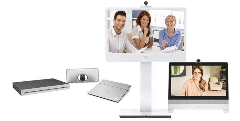 Hệ thống hội nghị truyền hình Cisco