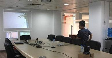 Hệ thống hội nghị truyền hình trực tuyến (video conferencing)