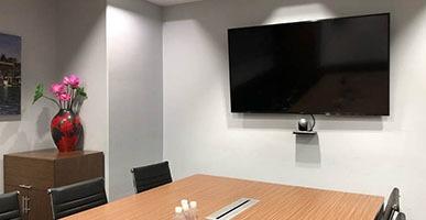 lắp đặt và thiết kế hội nghị truyền hình