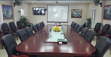 Thiết kế phòng họp trực tuyến chuyên nghiệp