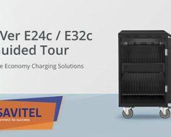 Tủ sạc AVer E24C và E32C