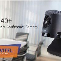 AVer Cam340+ Camera Hội Nghị Thế Hệ Mới Cho Phòng Họp Nhỏ