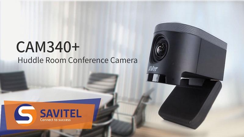 AVer Cam340+ Camera Hội Nghị Thế Hệ Mới Cho Phòng Họp Nhỏ 10