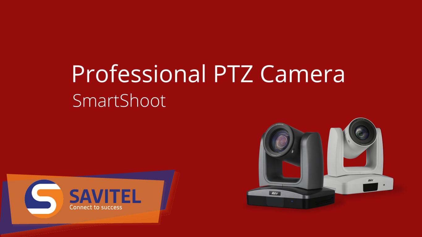Camera Hội Nghị AVer PTZ 310/ 330 Và Tính Năng SmartShoot 8