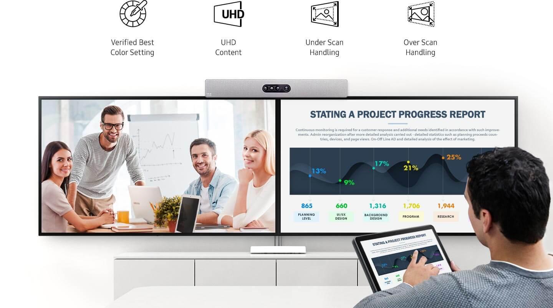 Trải Nghiệm Hội Nghị Truyền Hình Chuyên Nghiệp Với Sự Kết Hợp Của Samsung và Cisco 5