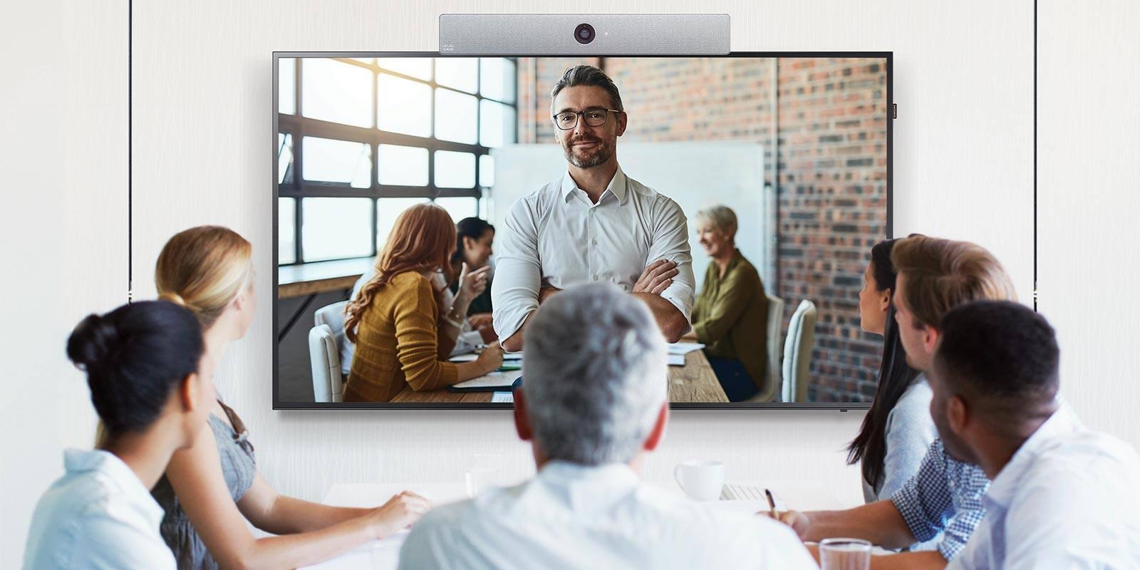 Trải Nghiệm Hội Nghị Truyền Hình Chuyên Nghiệp Với Sự Kết Hợp Của Samsung và Cisco 8