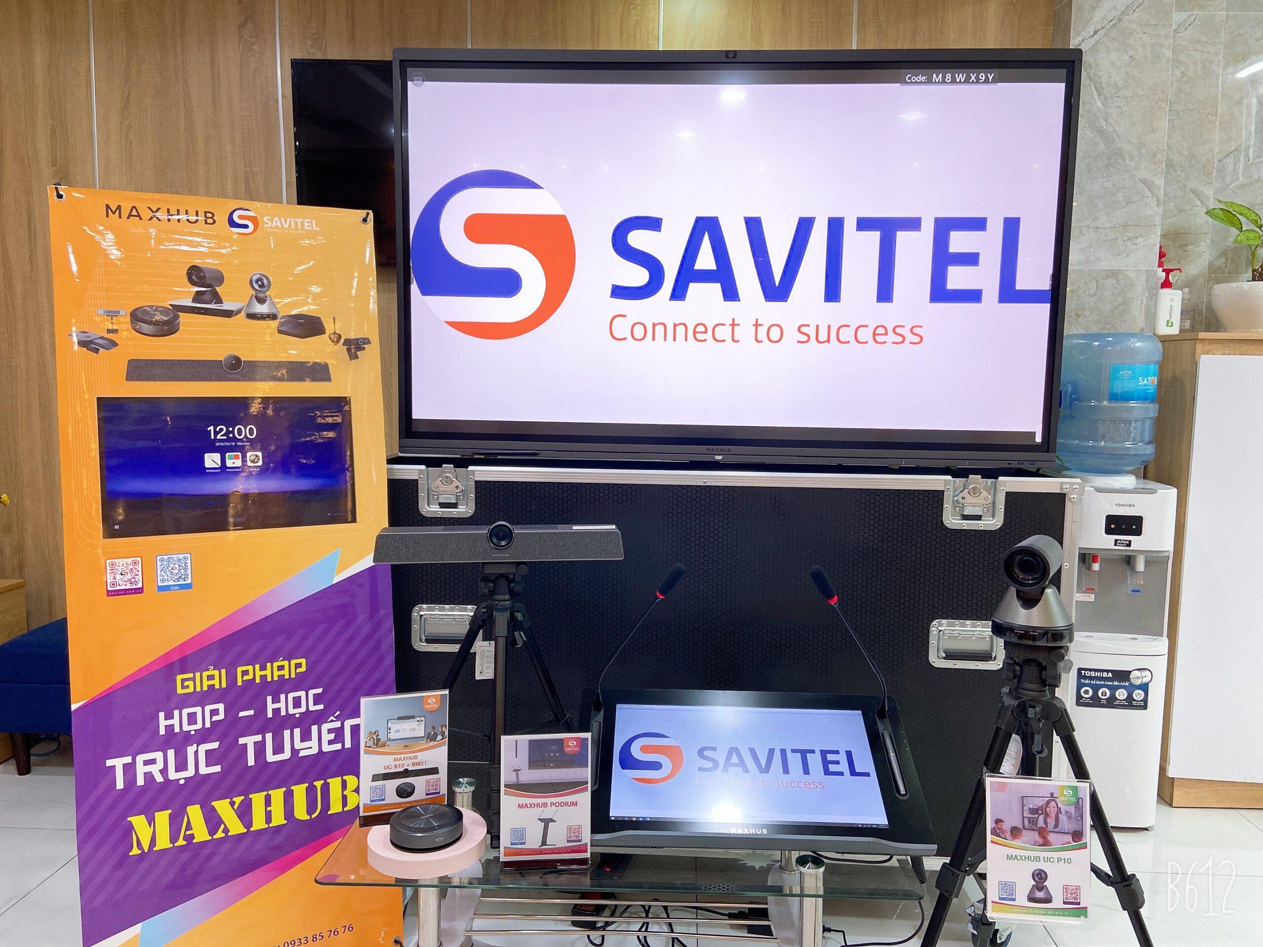 Giải Pháp Hội Nghị Truyền Hình (Video Conference) 2
